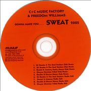 Click here for more info about 'C&C Music Factory - Gonna Make You ... SWEAT 2005'