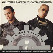 Click here for more info about 'C&C Music Factory - Keep It Comin' (Dance Till You Can't Dance No More!)'
