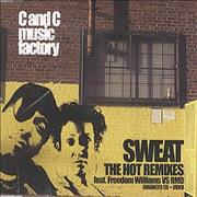 Click here for more info about 'C&C Music Factory - Sweat - The Hot Remixes'