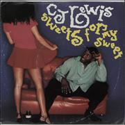 Click here for more info about 'CJ Lewis - Sweets For My Sweet - Silver jukebox'
