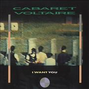 Click here for more info about 'Cabaret Voltaire - I Want You'