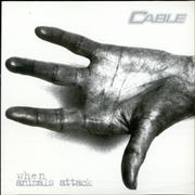 Click here for more info about 'Cable - When Animals Attack'
