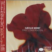 Click here for more info about 'Caecilie Norby - First Conversation'