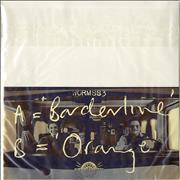"""Cagney And Lacee Earworm Subscription Series. Three. USA 7"""" vinyl"""