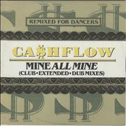 Click here for more info about 'Ca$hflow - Mine All Mine'
