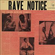 Click here for more info about 'Calvin Jackson - Rave Notice'