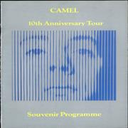 Click here for more info about 'Camel - 10th Anniversary Tour'