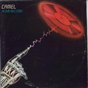 Click here for more info about 'Camel - A Live Record - 1st - EX'