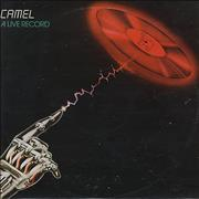 Click here for more info about 'Camel - A Live Record - Barcoded'