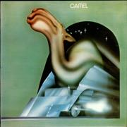 Camel Camel UK vinyl LP