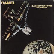 Camel I Can See Your House From Here USA vinyl LP