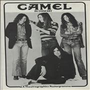 Click here for more info about 'Camel - In Concert'