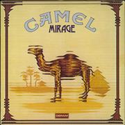 Click here for more info about 'Camel - Mirage - 1st + insert - EX'