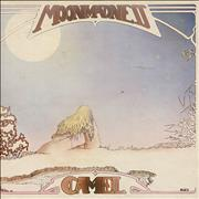 Click here for more info about 'Camel - Moonmadness - 1st - EX'