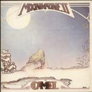 Camel Moonmadness - 1st UK vinyl LP
