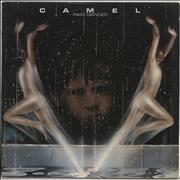 Click here for more info about 'Camel - Rain Dances - Test Pressing'