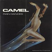 Click here for more info about 'Camel - Rain Dances On The Road - VG'