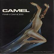 Click here for more info about 'Camel - Rain Dances On The Road'