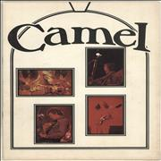 Camel Royal Albert Hall - Friday 17th October UK tour programme