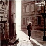 Camel Stationary Traveller + Insert UK vinyl LP