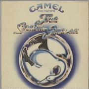 Click here for more info about 'Camel - The Snow Goose - Sticker on label'