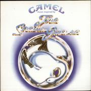 Camel The Snow Goose - silver label UK vinyl LP