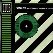 Click here for more info about 'Cameo - Attack Me With Your Love'