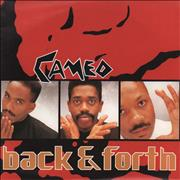 Click here for more info about 'Cameo - Back & Forth - P/S'