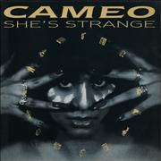 Click here for more info about 'Cameo - She's Strange'
