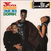 Click here for more info about 'Cameo - You Make Me Work'