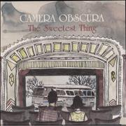 Click here for more info about 'Camera Obscura (UK) - The Sweetest Thing'