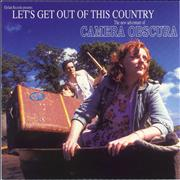 Click here for more info about 'Camera Obscura (UK) - Let's Get Out Of This Country - White Vinyl'