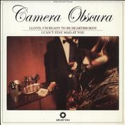 Click here for more info about 'Camera Obscura (UK) - Lloyd, I'm Ready To Be Heartbroken'