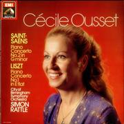 Click here for more info about 'Cécile Ousset - Piano Concerto No. 2 / Piano Concerto No. 1'