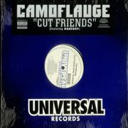 "Camoflauge Cut Friends USA 12"" vinyl"
