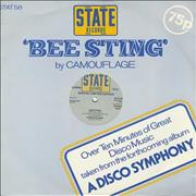 Click here for more info about 'Camouflage - Bee Sting'