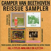Click here for more info about 'Camper Van Beethoven - Reissue Sampler'