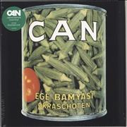 Click here for more info about 'Can - Ege Bamyasi - Green Vinyl - Sealed'