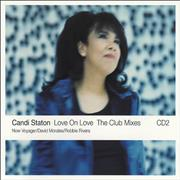 Click here for more info about 'Candi Staton - Love On Love - The Club Mixes CD2'