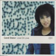 Click here for more info about 'Candi Staton - Love On Love'