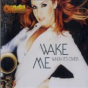 Click here for more info about 'Wake Me When It's Over'