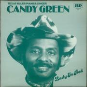 Candy Green Lady In Red UK vinyl LP