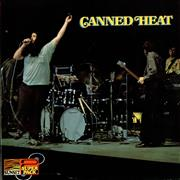 Click here for more info about 'Canned Heat & John Lee Hooker - Canned Heat'
