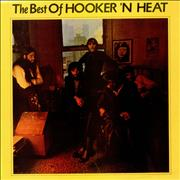 Click here for more info about 'Canned Heat & John Lee Hooker - The Best Of Hooker 'N' Heat'