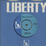 "Canned Heat Going Up The Country - 3pr UK 7"" vinyl"