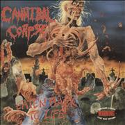 Click here for more info about 'Cannibal Corpse - Eaten Back To Life'