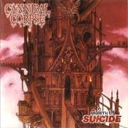 Cannibal Corpse Gallery Of Suicide UK vinyl LP