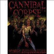 Cannibal Corpse Global Evisceration Germany DVD