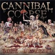 Cannibal Corpse Gore Obsessed UK vinyl LP