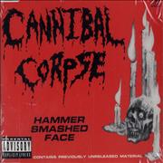 Cannibal Corpse Hammer Smashed Face USA CD single